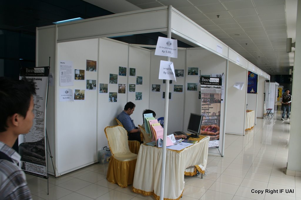 Pameran Dan Workshop Edugos 2008